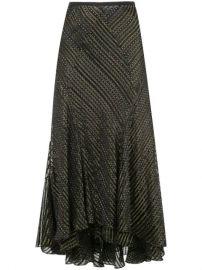 Diane Von Furstenberg Debra Crinkle Skirt - Farfetch at Farfetch