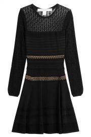 Diane Von Furstenberg Knit Dress at Stylebop