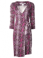 Diane Von Furstenberg new Julian Two Dress - Tootsies at Farfetch