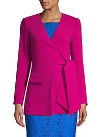 Diane von Furstenberg - Cali Wrap Jacket at Saks Off 5th