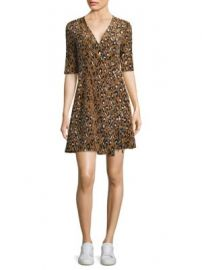 Diane von Furstenberg - Silk Savilla Dress at Saks Fifth Avenue