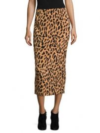 Diane von Furstenberg - Tailored-Fit Midi Pencil Skirt at Saks Fifth Avenue
