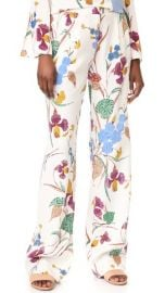 Diane von Furstenberg Campbell Wide Leg Pants at Shopbop