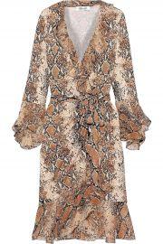 Diane von Furstenberg Carli Dress at The Outnet