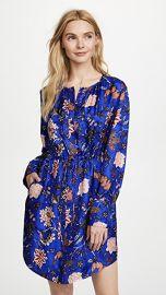 Diane von Furstenberg Cinched Waist Shirtdress at Shopbop