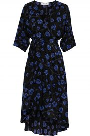 Diane von Furstenberg Eloise Floral Dress at The Outnet