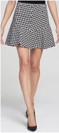 Diane von Furstenberg Geometric Skirt at Bloomingdales