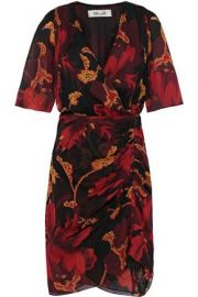 Diane von Furstenberg Kelda Dress at The Outnet