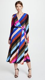 Diane von Furstenberg Midi Wrap Dress at Shopbop