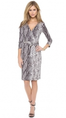 Diane von Furstenberg New Julian Two Wrap Dress at Shopbop