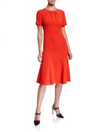 Diane von Furstenberg Rose Dress at Last Call