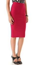 Diane von Furstenberg Samara Jersey Pencil Skirt at Shopbop