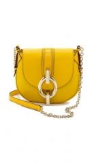 Diane von Furstenberg Sutra Mini Mixed Leather at Shopbop