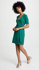 Diane von Furstenberg Sweater Wrap Dress at Shopbop