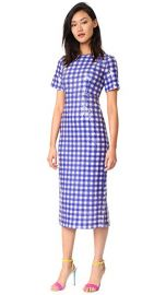 Diane von Furstenberg Tailored Midi Dress at Shopbop
