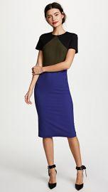 Diane von Furstenberg Tailored Midi Dress at Shopbop