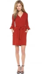 Diane von Furstenberg Tanyana Billow Sleeve Dress at Shopbop