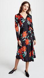 Diane von Furstenberg Woven Wrap Dress at Shopbop