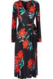 Diane von Furstenberg Wrap Dress at The Outnet