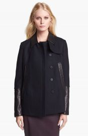 Diane von Furstenberg and39Eva Meltonand39 Coat at Nordstrom