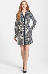 Diane von Furstenberg and39Pollyand39 Belted Silk Shirtdress at Nordstrom