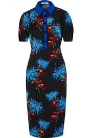Diane von furstenberg elly dress at The Outnet
