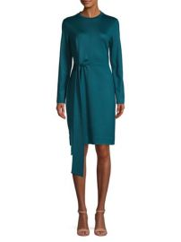Diane von furstenberg knot sheath dress at Lord & Taylor