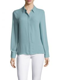 Dianna Blouse by BCBGMAXAZRIA at Bcbgmaxazria