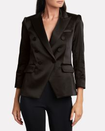 Dickey Double Breasted Blazer at Intermix