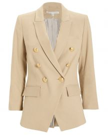 Dickey Empire Double Breasted Blazer at Intermix