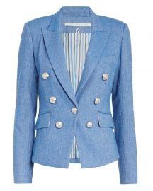Diego Double Breasted Blazer at Intermix