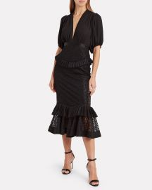 Dilarra Dress by Alexis at Intermix