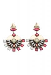 Dillen Earrings by Lionette at Singer 22