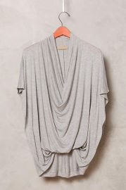 Diminuendo Draped Top at Anthropologie
