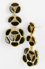 Disco Pansy Earrings by Kate Spade at Nordstrom