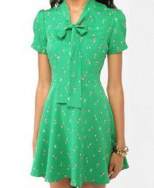 Ditsy Dandelion Dress at Forever 21