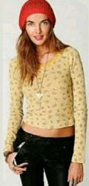 Ditsy Thermal at Free People