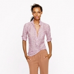 Ditsy floral popover from JCrew at J. Crew