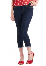 Dittos roll up jeans at Modcloth at Modcloth