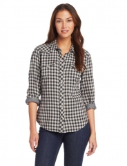 Dixie Gingham shirt by Lucky Brand at Amazon