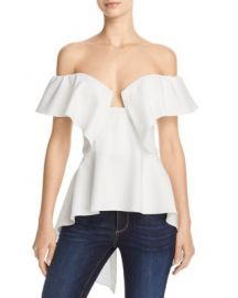 Do and Be Off-the-Shoulder Top - 100  Exclusive at Bloomingdales