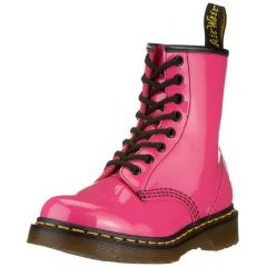 Doc Martens 1460 boots in pink at Amazon