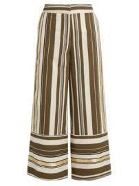 Dokos wide-leg silk-blend culottes at Matches