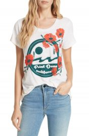 Dolan Point Dume Embroidered Tee   Nordstrom at Nordstrom