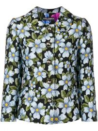 Dolce   Gabbana Floral Fitted Jacket - Farfetch at Farfetch
