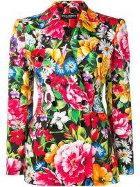 Dolce   Gabbana Giardino Blazer - Farfetch at Farfetch