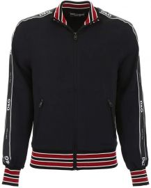Dolce & Gabbana Cady Track Jacket at Italist