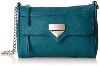 Dolce Girl Flap Cross Body Teal One Size Handbags Amazoncom at Amazon