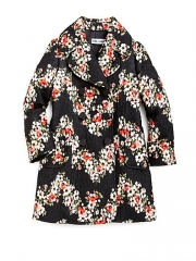 Dolce and Gabbana - Girls Floral Jacquard Coat at Saks Fifth Avenue