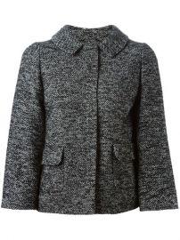 Dolce andamp Gabbana Slim Fit Tweed Jacket - Coltorti at Farfetch